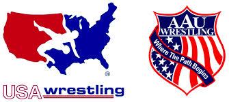 aau-usa-wrestling-logos