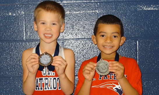 Jr Patriots St Louis Kids Wrestling